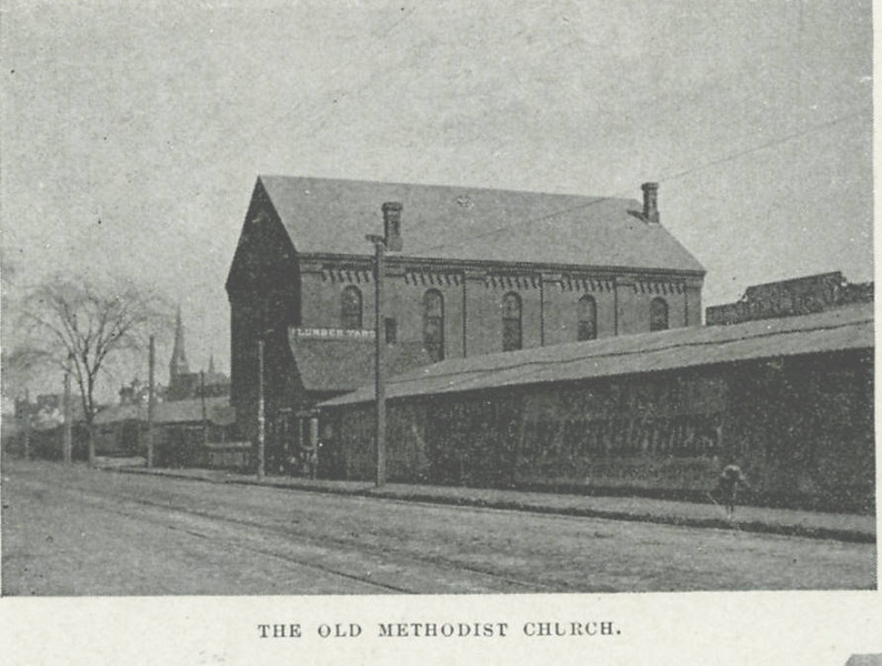 Holyoke Old Methodist Church