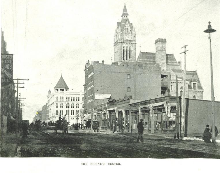 Holyoke  Business Center 1892