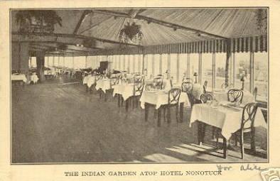 Holyoke Indian Garden