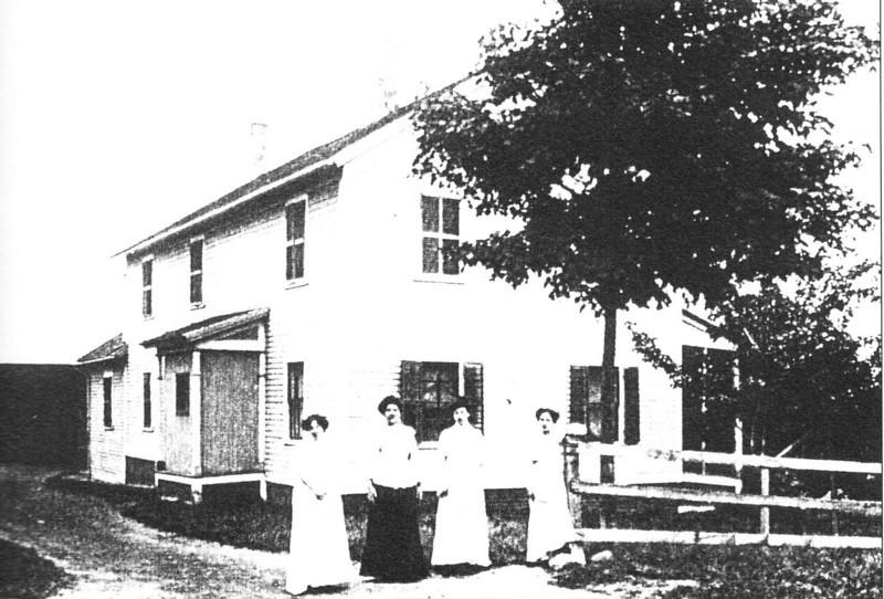 Holyoke Carrie Pratt 1886-1916