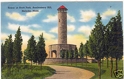 Holyoke Scott Park Tower