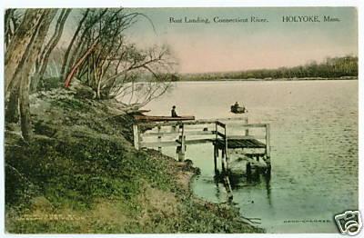 Holyoke Boat Landing