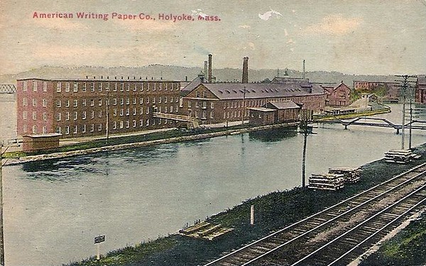 Holyoke American Writing Paper Co