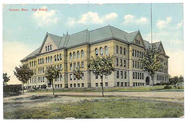 Holyoke High School 1
