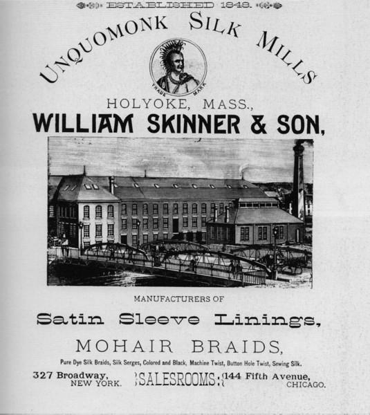 Holyoke Skinner Ad