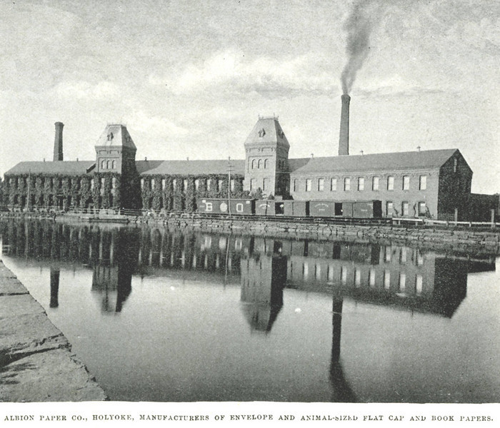 Holyoke Allbion Paper Co