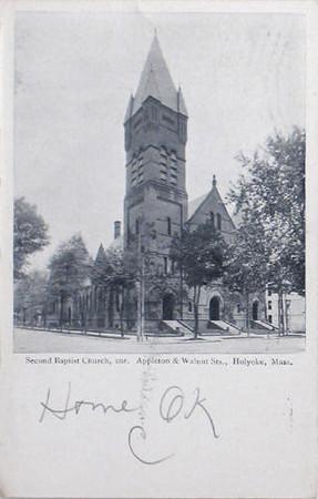 Holyoke 2nd Baptist Church