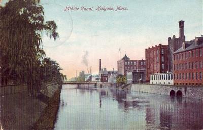 Holyoke Middle Canal 1