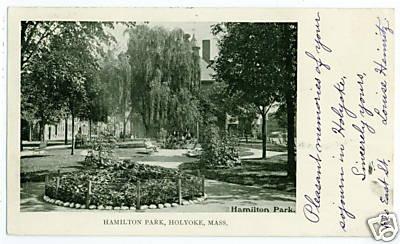 Holyoke Hamilton Park