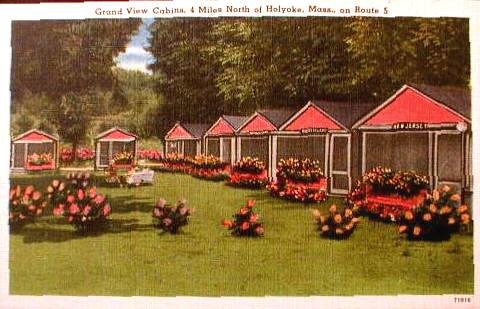 Holyoke Grand View Cabins