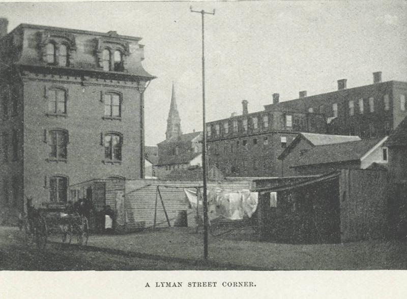 Holyoke Lyman St Corner