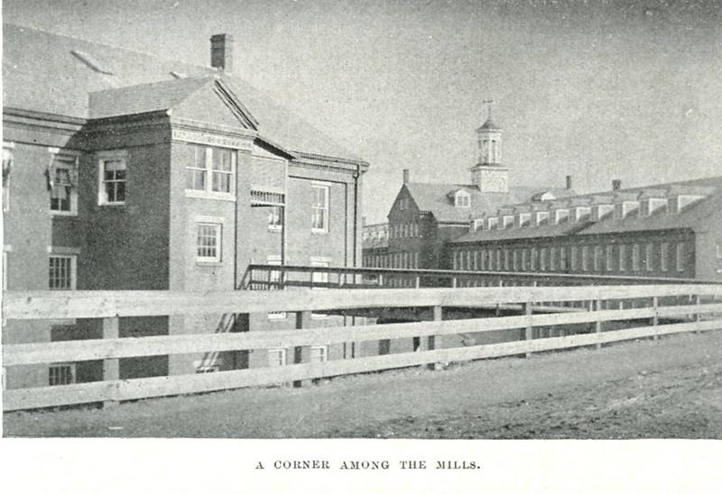 Holyoke Mill Corner
