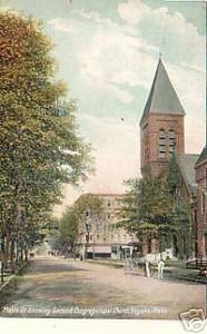 Holyoke 2nd Congregational Church
