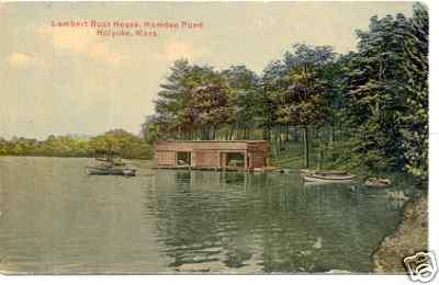 Holyoke Steamer & Boat House