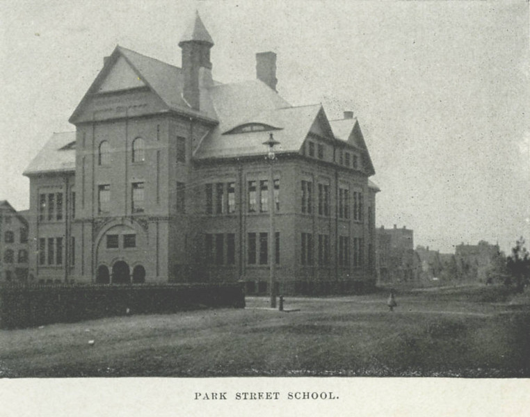 Holyoke Park St School