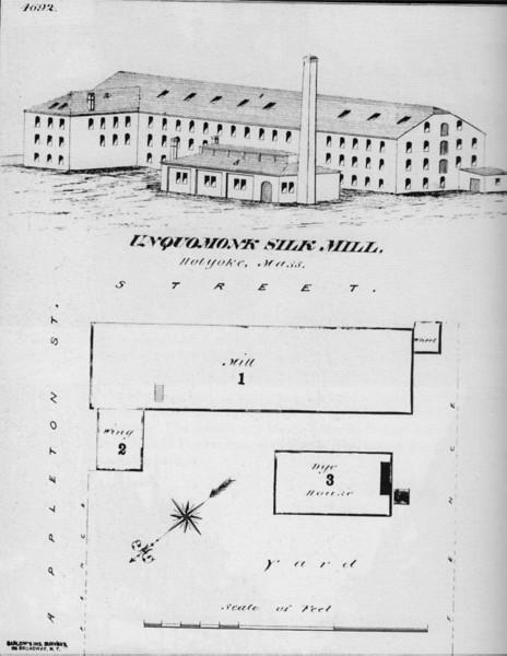 Holyoke Plan Skinner's Mill