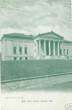 Holyoke Library UB