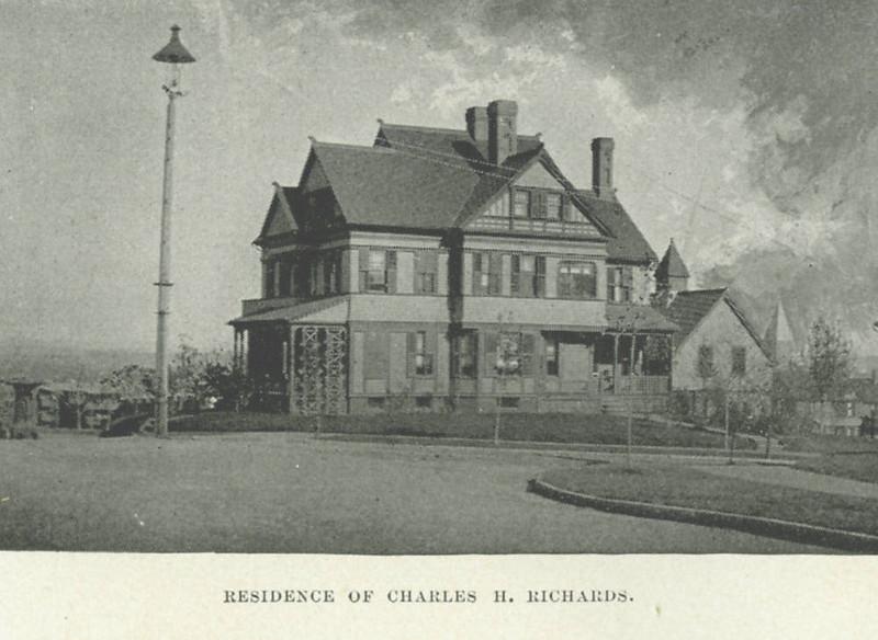 Holyoke Richards Residence