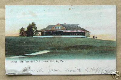 Holyoke Mt Tom Club House