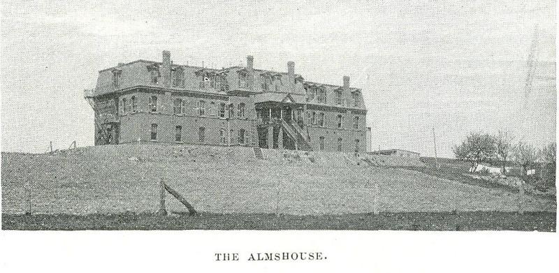 Holyoke Almshouse