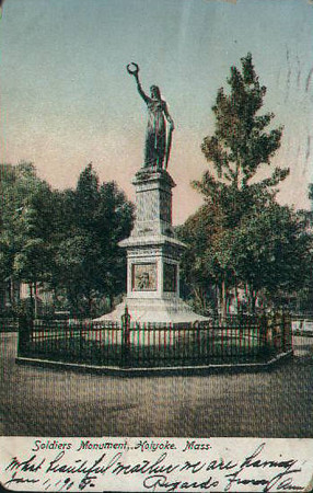 Holyoke Soldier Monument 2