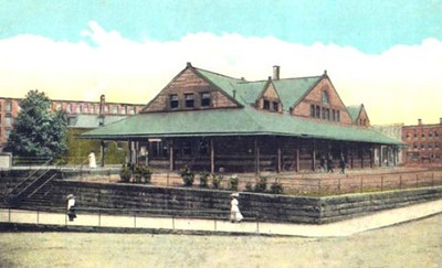 Holyoke RR Depot 1