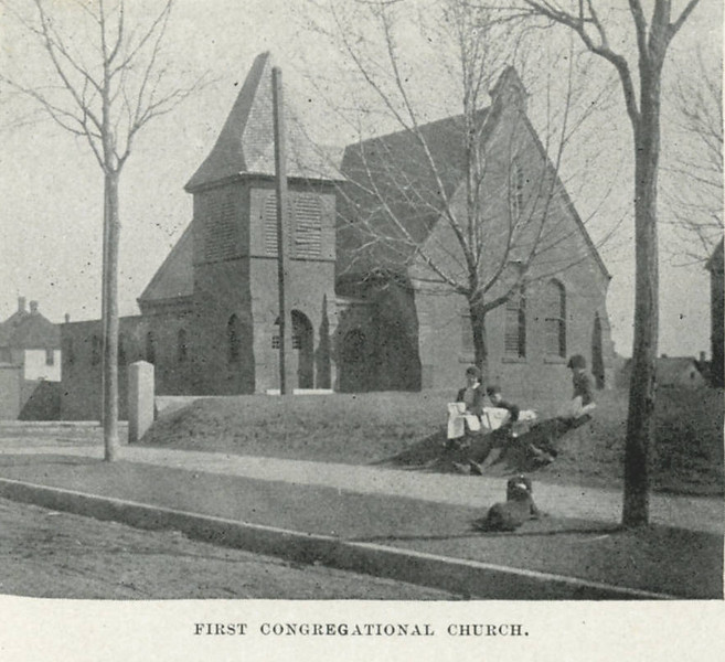Holyoke First Congregational