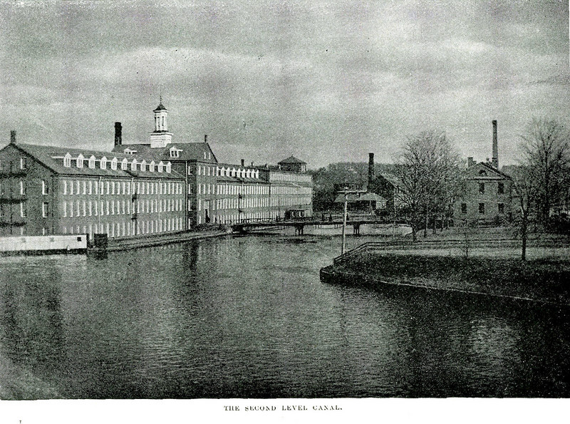 Holyoke 2nd Level Canal
