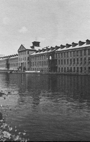 Holyoke Graham  Mill