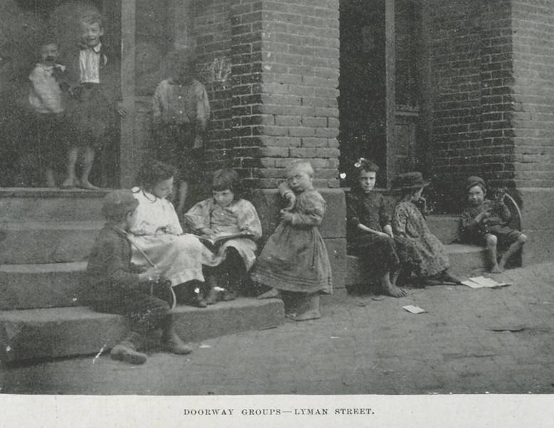 Holyoke Doorway Groups