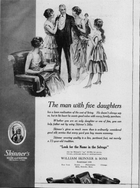 Holyoke Another Skinner Ad