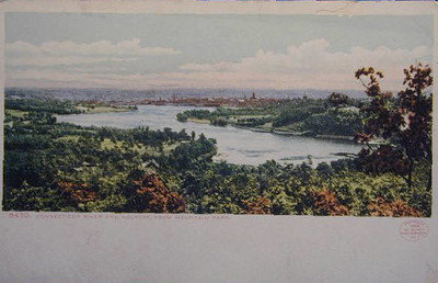 Holyoke Conn River