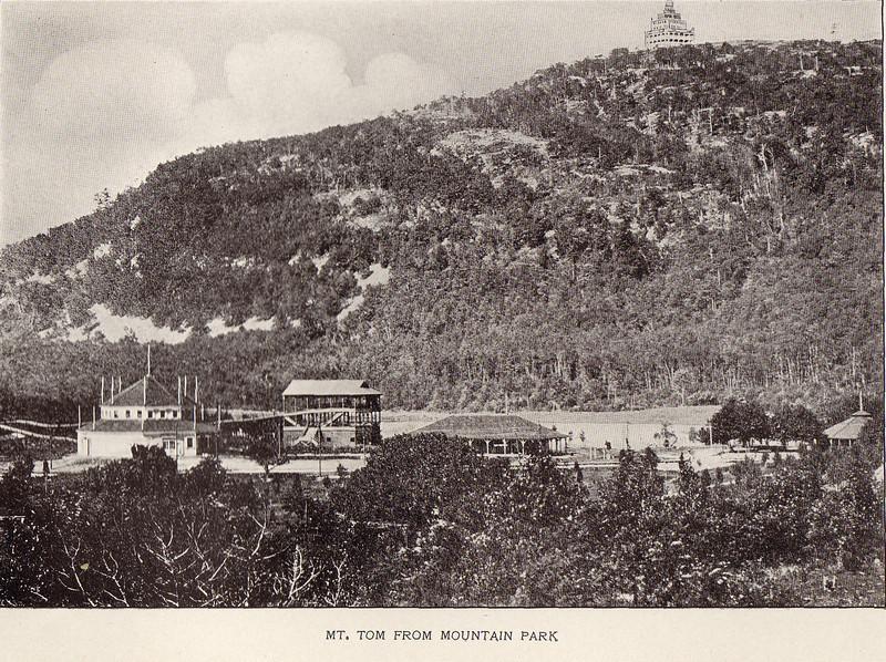Mt Tom Mt Park