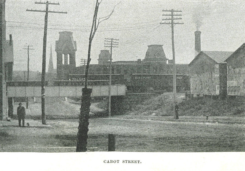 Holyoke Cabot Street