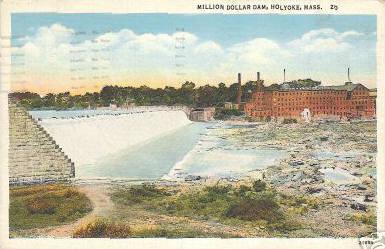 Holyoke Million Dollar Dam