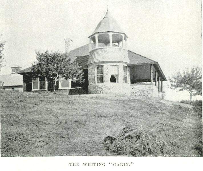 Holyoke Whiting Cabin