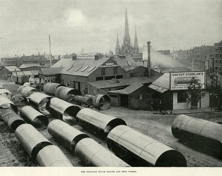Holyoke Steam Boiler