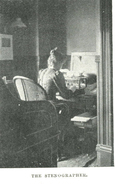 Holyoke Tower Stenographer