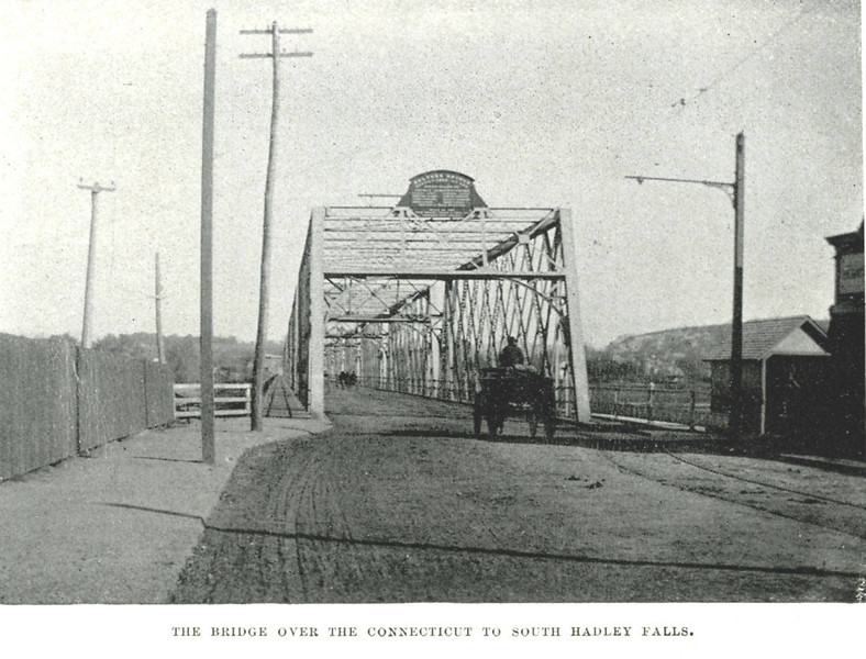 Holyoke  Bridge to So Hadley Falls