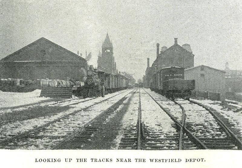 Holyoke Near Westfield Depot