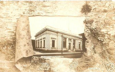 Holyoke Post Office 1908