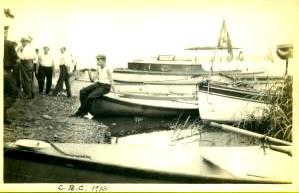 Holyoke Crescent Boat Club 1913