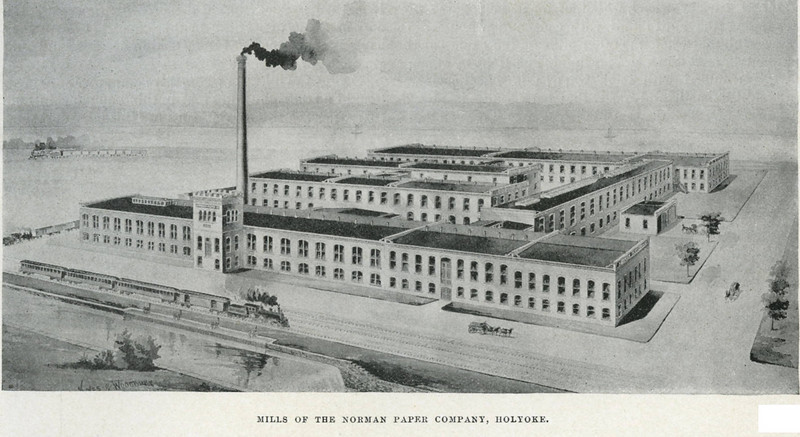 Holyoke Norman paper Co