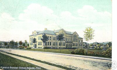 Holyoke Highland Grammar School