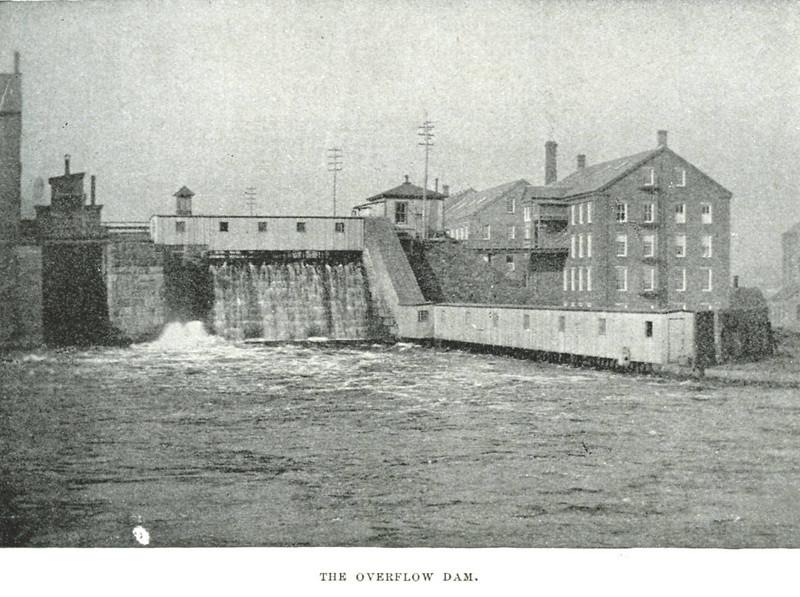 Holyoke Overflow Dam