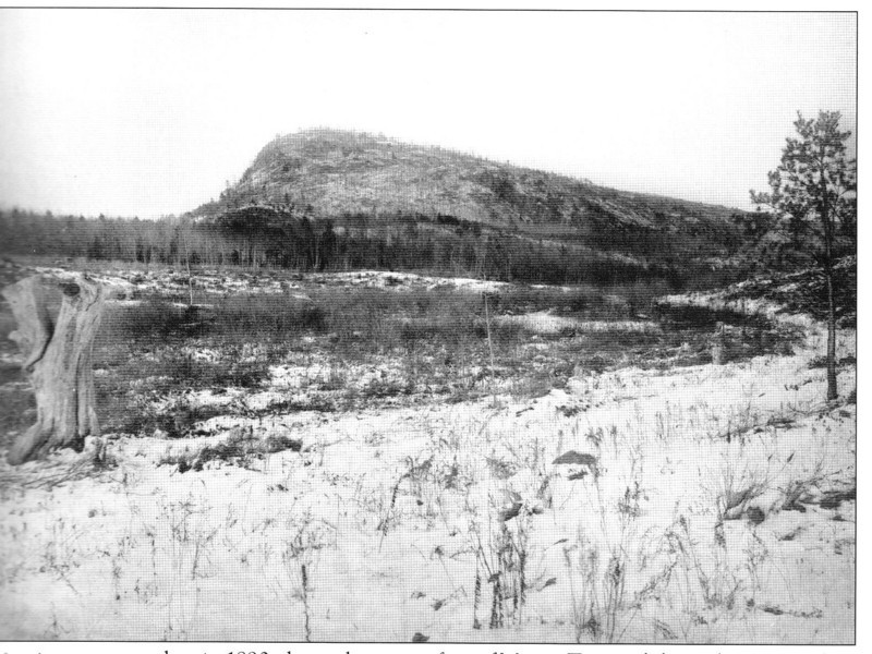 Holyoke 1890 Before Mt Park