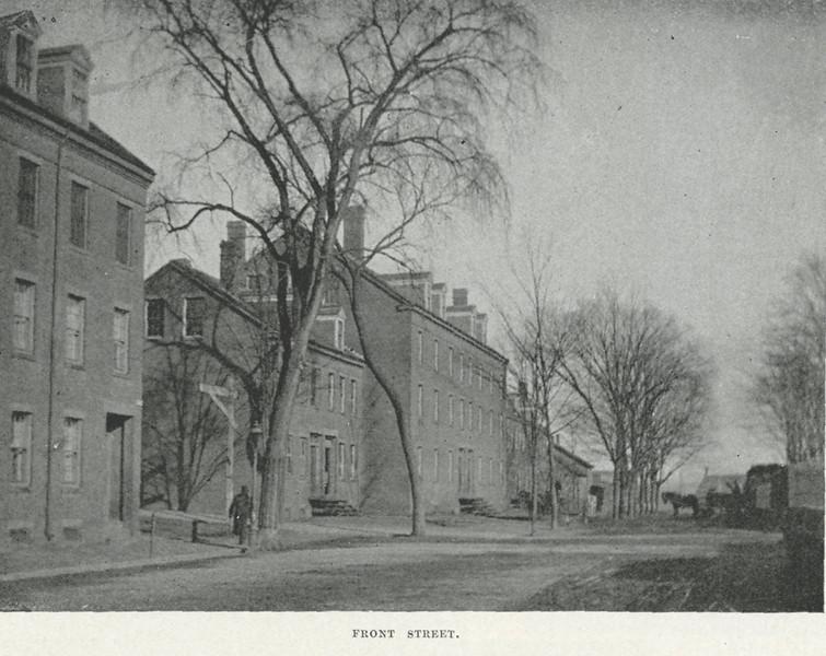 Holyoke Front Street