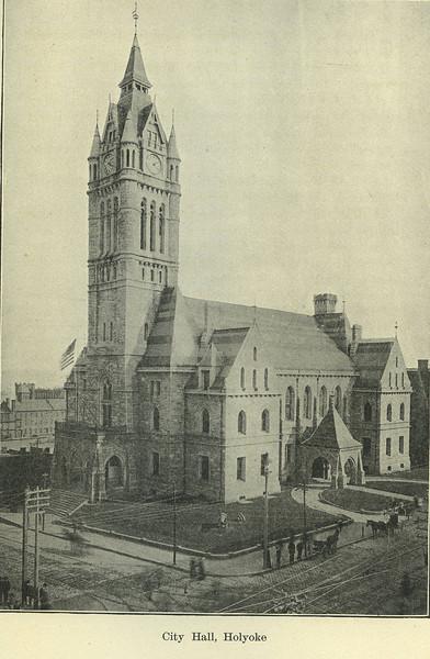 Holyoke City Hall  1902