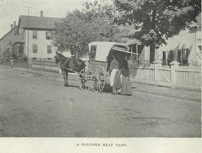 Holyoke Meat Cart