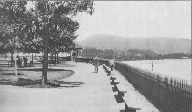 Holyoke Prospect Pk 1915